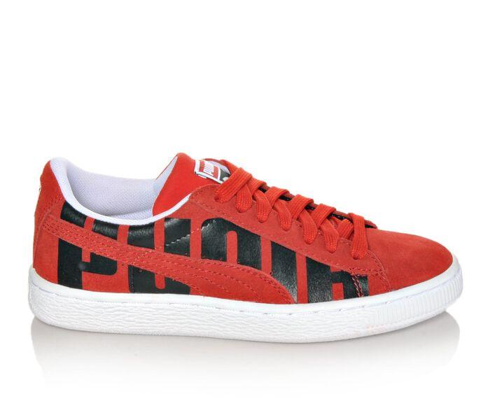 Boys' Puma Suede Classic Big Logo Jr. Sneakers