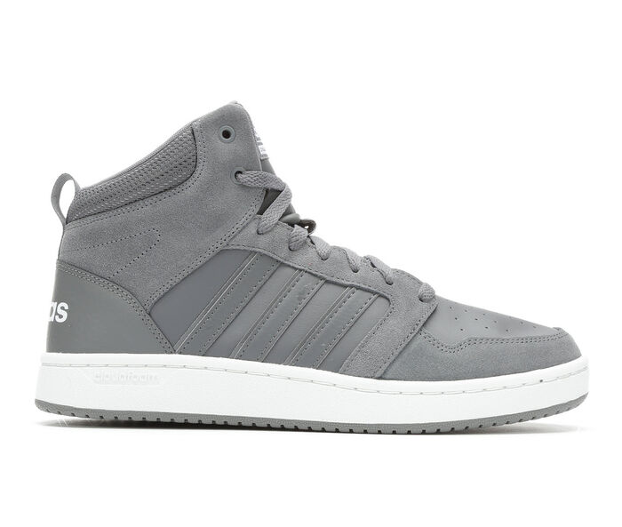 Men's Adidas Cloudfoam Super Hoops Mid Retro Sneakers