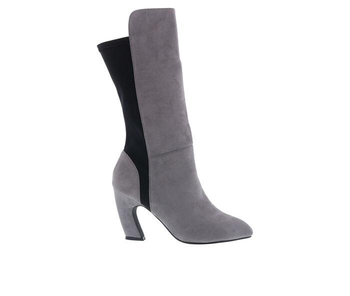 Women's Bellini Chrome Knee High Boots