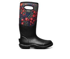 Women's Bogs Footwear Mesa Super Flowers Waterproof Boots