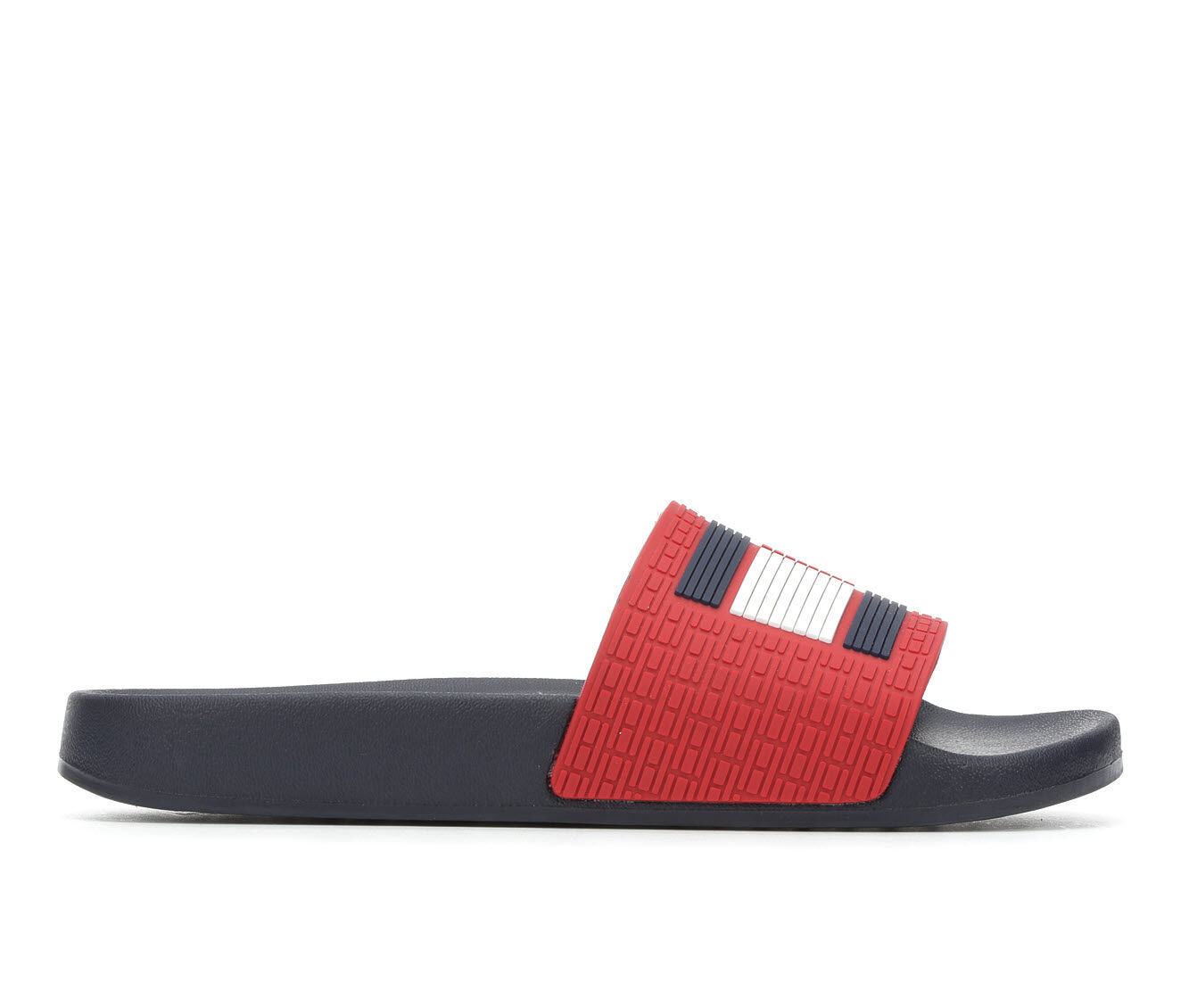 Women's Tommy Hilfiger Delany Sandals Red/Navy/White