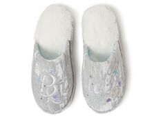Dearfoams Bridal Closed Toe Scuff