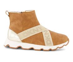 Girls' DKNY Little Kid & Big Kid Sydney Stretch Sneaker Boots