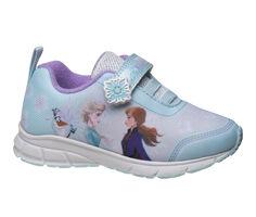 Kids' Disney Toddler & Little Kid Frozen 2 Light Blue Sneakers