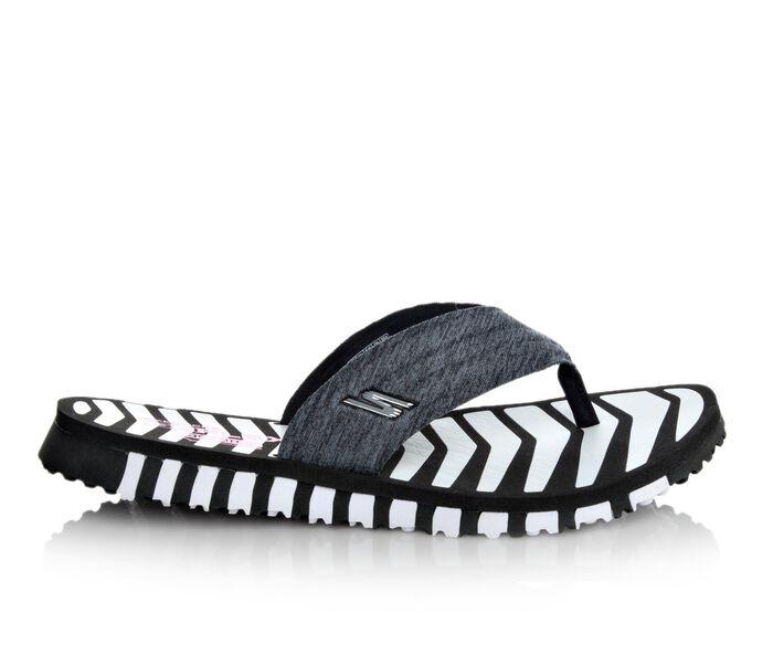 Women's Skechers Go GO Vitality 14258 Flip-Flops