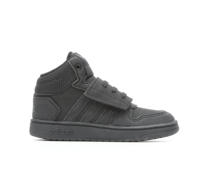 Boys' Adidas Infant & Toddler Hoops Mid 2 Nubuck Sneakers