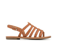Girls' Unr8ed Little Kid & Big Kid Mary Anne Strappy Sandals