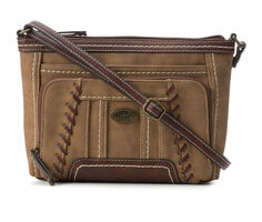 B.O.C. Oakley Organizational Crossbody Handbag
