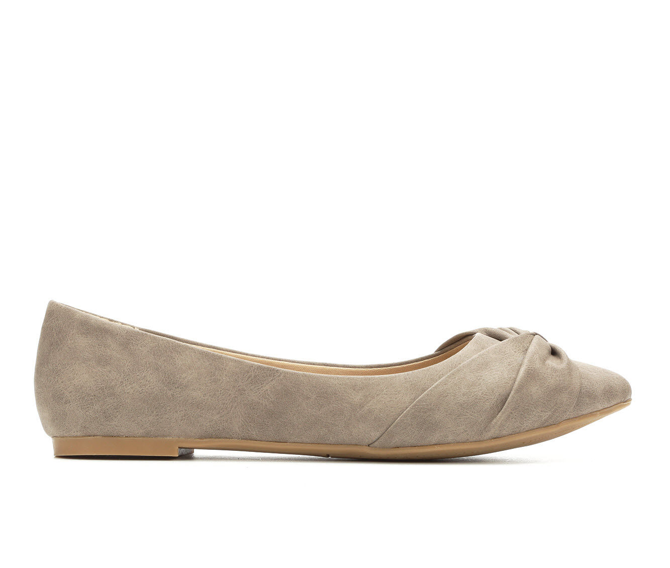 Women's Jellypop Jacquee Flats Taupe