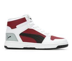 Men's Puma Rebound Layup High SL Retro Basketball Sneakers