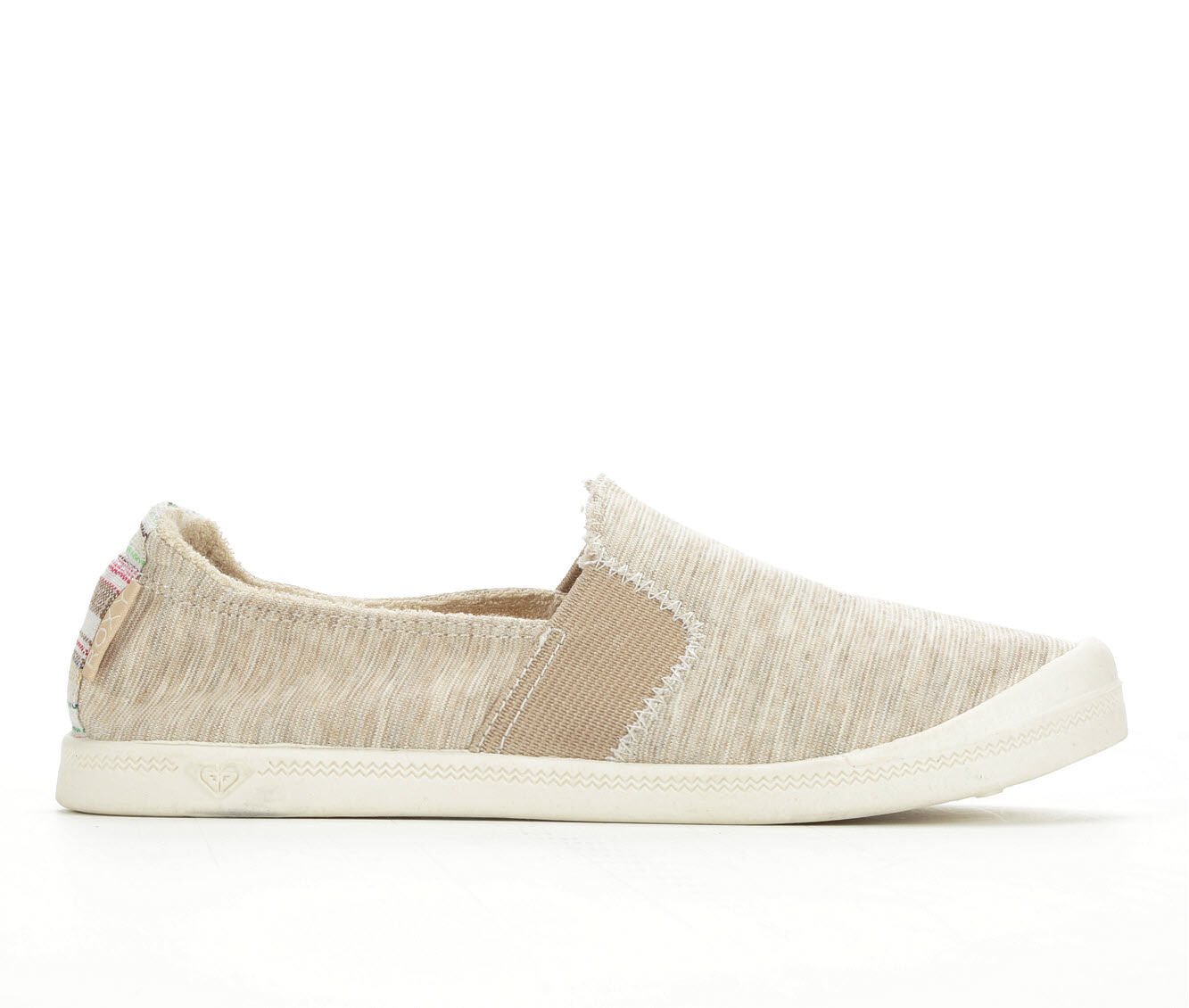 Women's Roxy Palisades Slip-On Sneakers Taupe