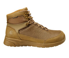 Men's Carhartt CMA6026 Force Waterproof Work Boot Work Boots