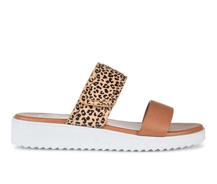 Women's Journee Collection Fennie Slide Sandals