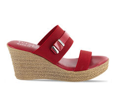 Women's TUSCANY BY EASY STREET Esta Wedges