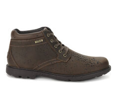 Men's Rockport Rugged Bucks Waterproof Boots
