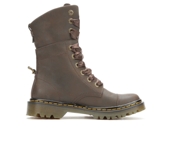Women's Dr. Martens Yuba Fold-Down Combat Boots
