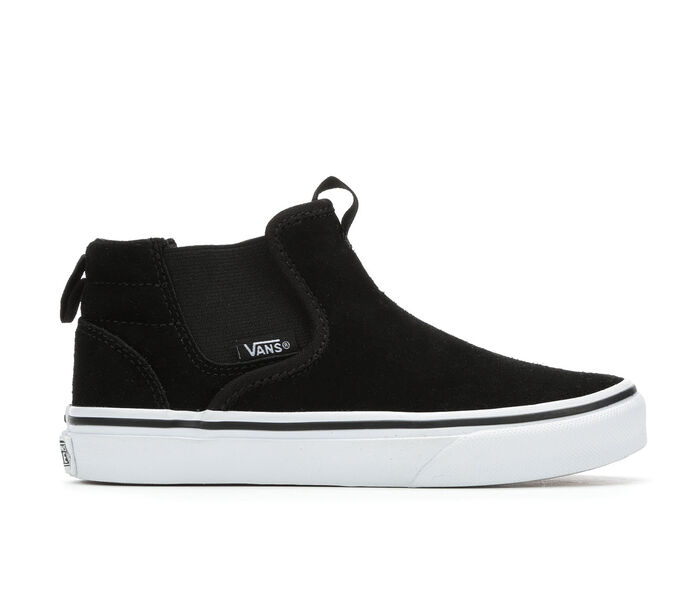 Kids' Vans Little Kid & Big Kid Asher Mid Skate Shoes