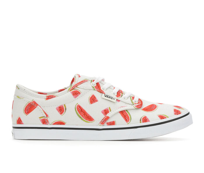 c5304277b006f5 Images. Women  39 s Vans Atwood Low Textile Skate Shoes