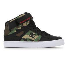 Boys' DC Little Kid & Big Kid Pure EV Camo High-Top Sneakers