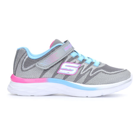 Girls' Skechers Dream N Dash- Whimsy 10.5-5 Slip-On Sneakers