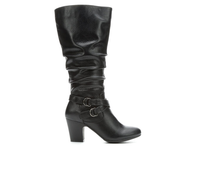 Women's Solanz Poesy Mid Ruched Boots