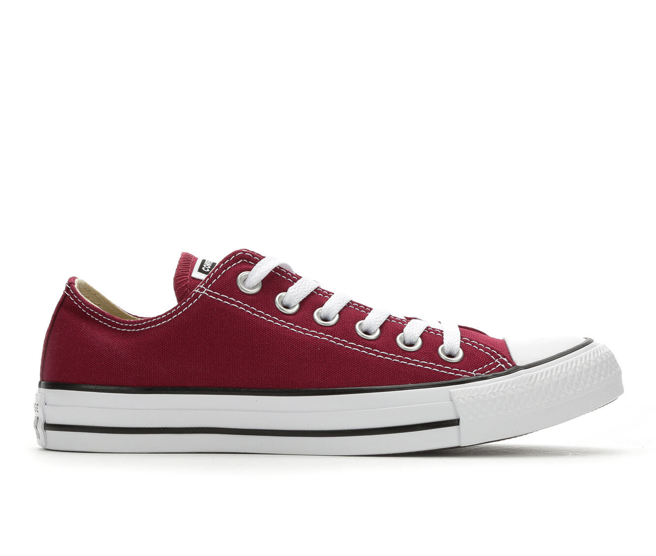Adults' Converse Chuck Taylor Seasonal Sneakers Maroon