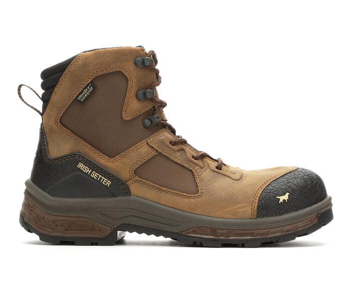 Men's Red Wing-Irish Setter Kasota Side Zip Work Boots