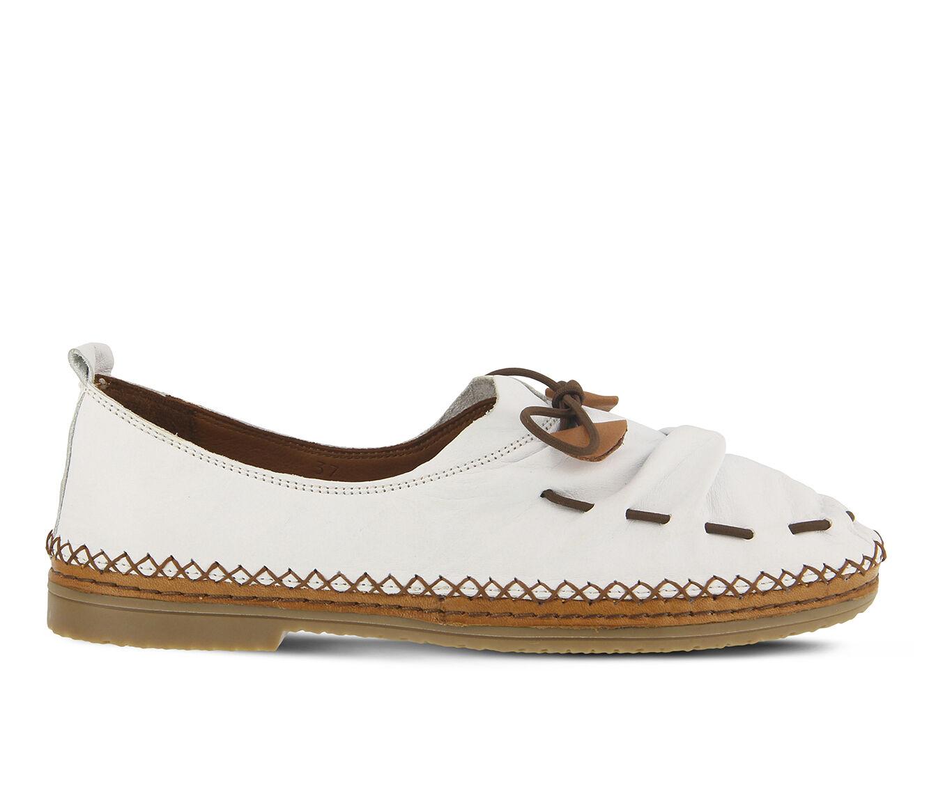 Women's SPRING STEP Berna Shoes White