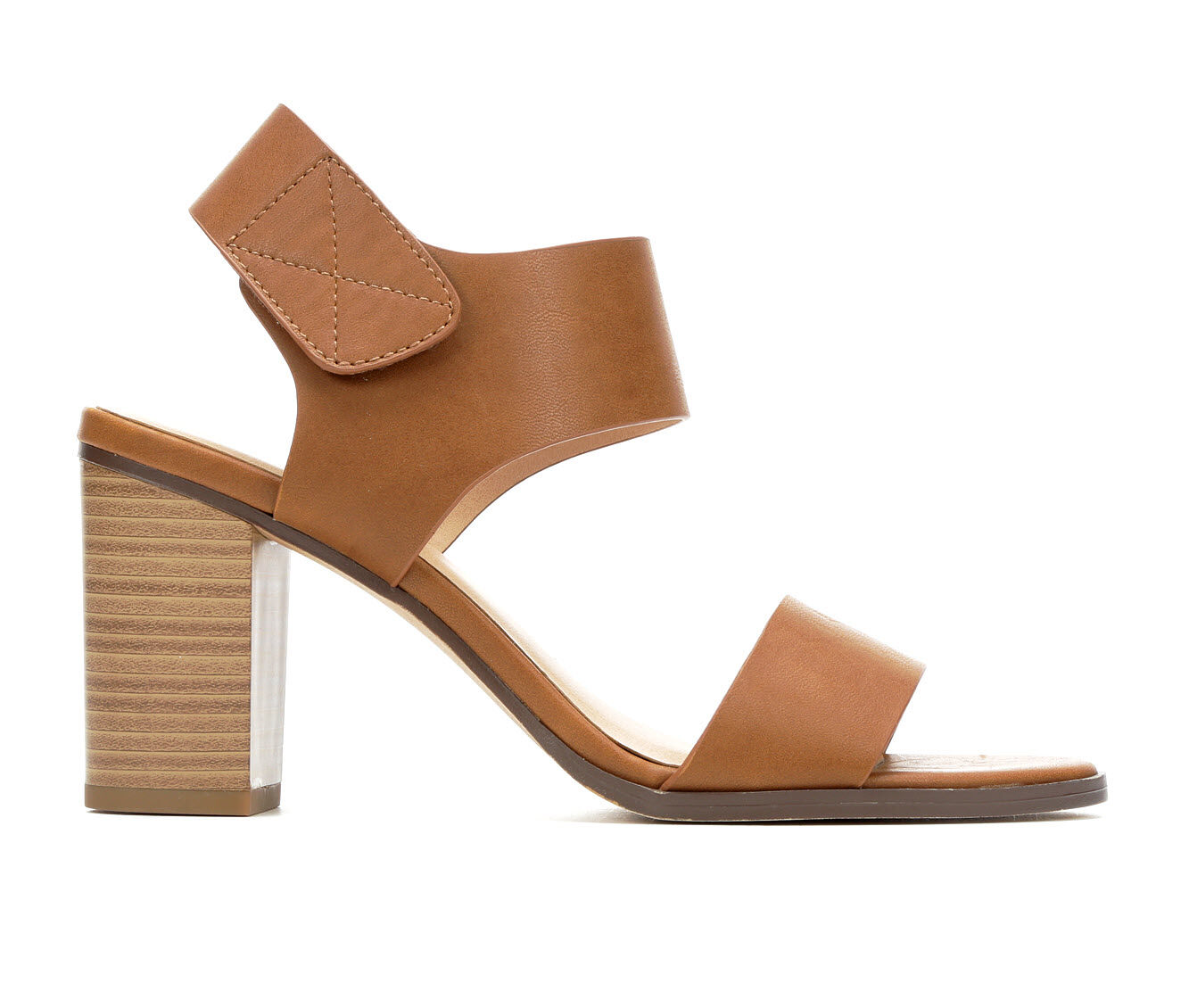 Best Quality Women's Soda Wait Dress Sandals Cognac