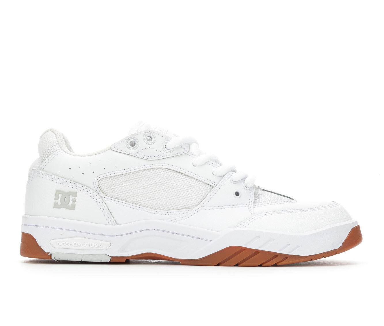 Best Buy Men's DC Maswell Skate Shoes Wht/Wht/Gum