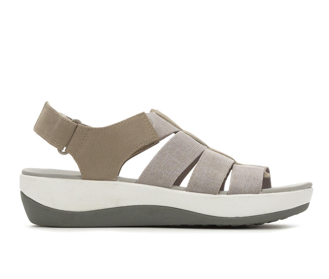 Women's Clarks Arla Shaylie Sandals Sand