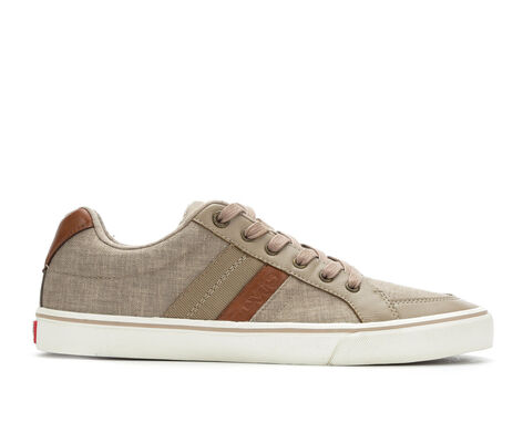 Men's Levis Turner CT Casual Canvas Sneakers