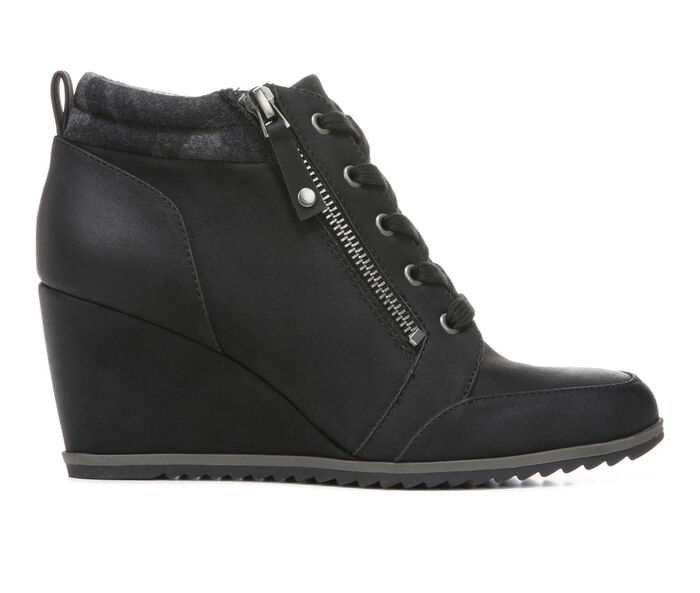 Women's Soul Naturalizer Haley Lace-Up Wedge Booties