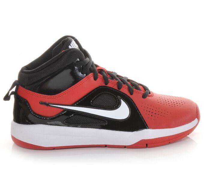 Boys' Nike Team Hustle D6 3.5-7 Basketball Shoes