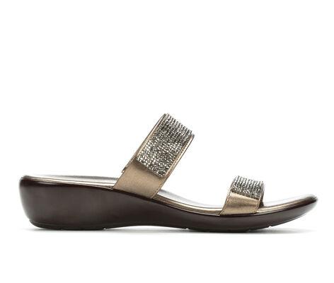 Women's Italian Shoemakers Lavish Dress Sandals