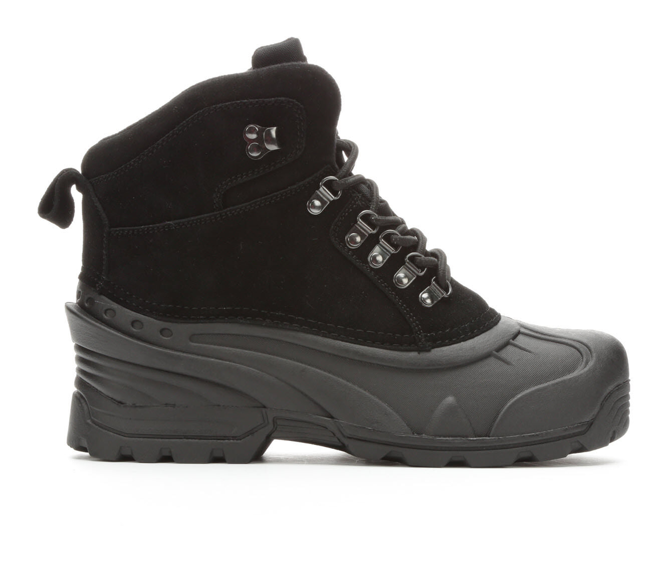 Men's Itasca Sonoma Ice House II Winter Boots Black
