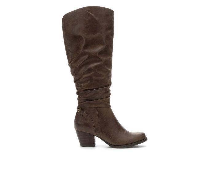 Women's BareTraps Respect Wide Calf Boots