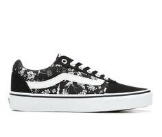 Women's Vans Ward Tropics Skate Shoes