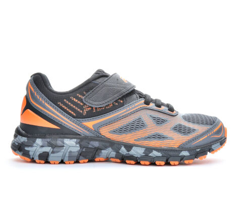 Boys' Fila Coronation 2 Velcro 10/-5 Running Shoes