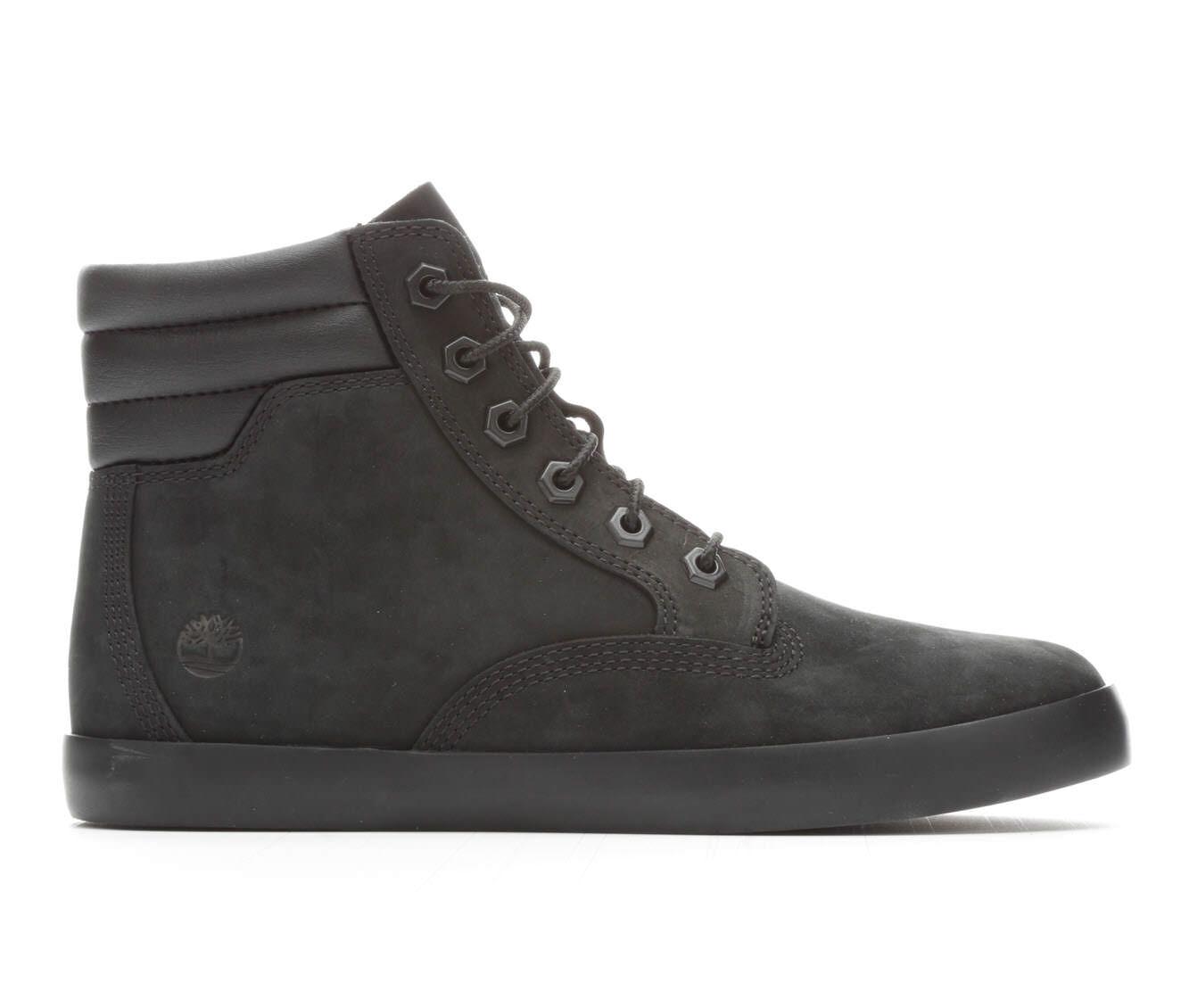 Women's Timberland Dausette Sneaker Boots Black