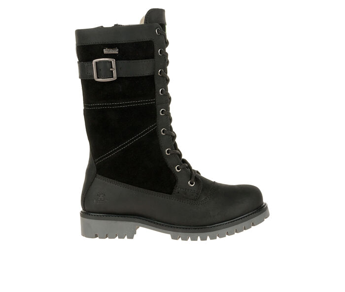 Women's Kamik Rogue 10 Knee High Lace-Up Boots