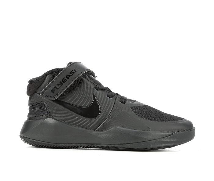 Boys' Nike Little Kid Team Hustle D9 Flyease Basketball Shoes