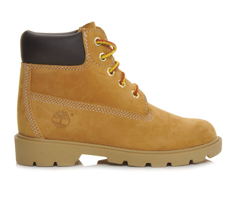 "Boys' Timberland 10960 6""Classic 3.5-7 Boots"