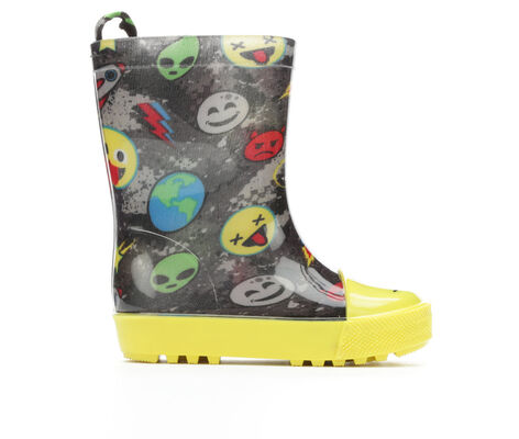 Kids' Capelli New York Infant Rainboot Emoji 5-10 Rain Boots