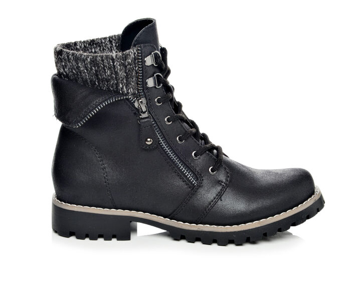 Women's Cliffs Pembroke Lace-Up Boots