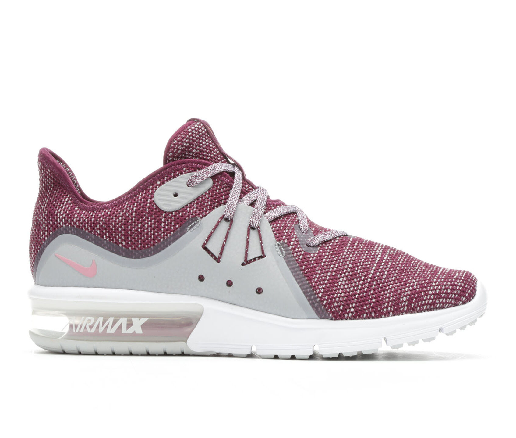 Women s Nike Air Max Sequent 3 Running Shoes   Shoe Carnival fc2b2b66ad
