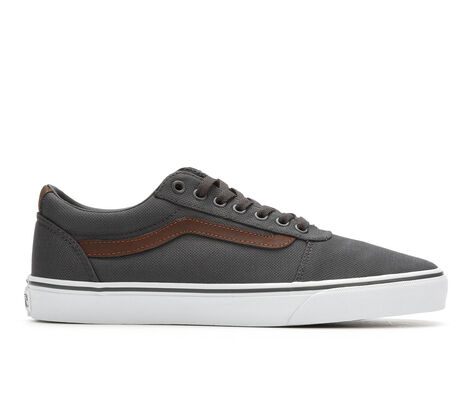 Men's Vans Ward Deluxe Skate Shoes