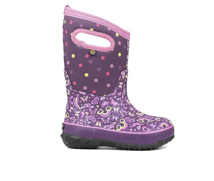 Girls' Bogs Footwear Toddler & Little Kid & Big Kid Classic Rainbow Winter Boots