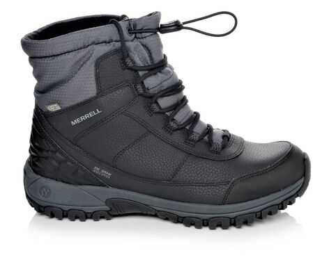 Men's Merrell Endersy Mid Thermo Waterproof Winter Boots