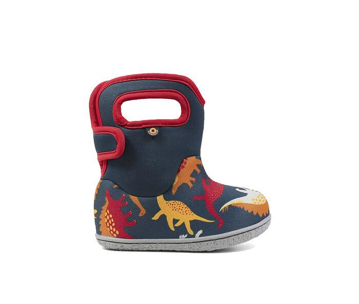 Boys' Bogs Footwear Toddler Dino Rain Boots